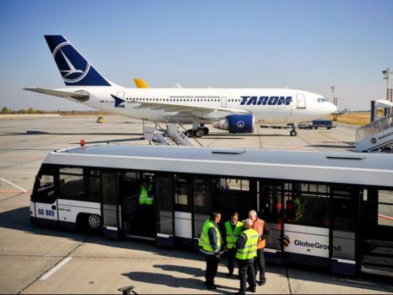 Pe aeroportul Henri Coanda aterizeaza mai multe avioane decat intra trenuri in Gara de Nord