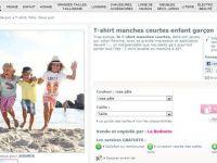 Imaginea care a scandalizat Franta. Un brand renumit a gafat intr-o reclama cu copii FOTO