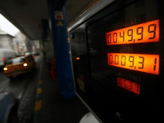 Benzina s-a scumpit in trei ani de criza cu 84%. Doar la greci a crescut mai mult