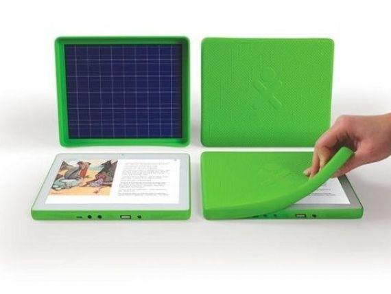 Cea mai asteptata tableta din lume, lansata la expozitia de tehnologie din Las Vegas. Costa 70 de lire FOTO