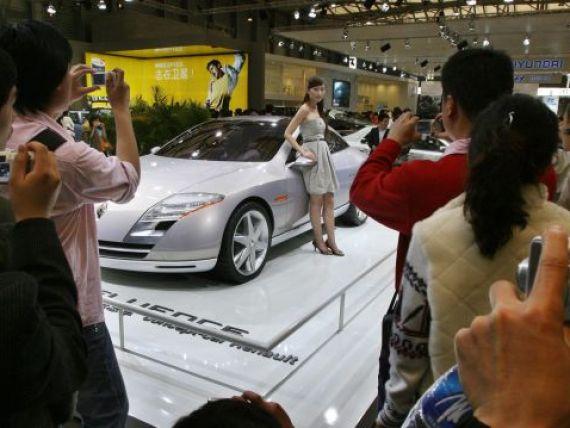 Renault se extinde pe piata asiatica. Vrea sa construiasca automobile in China