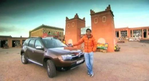 Dacia Duster, testata de realizatorii uneia dintre cele mai cunoscute emisiuni auto din lume:  E o masina geniala...  VIDEO