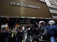 Dolce & Gabbana a blocat o strada intreaga din Hong Kong. Decizia retailerului a infuriat 1.000 de oameni GALERIE FOTO