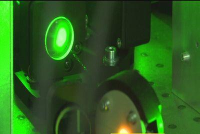 Romania revolutioneaza cercetarea. Constructia celui mai mare laser din lume incepe in 2012 la Magurele. Proiectul genereaza sute de locuri de munca