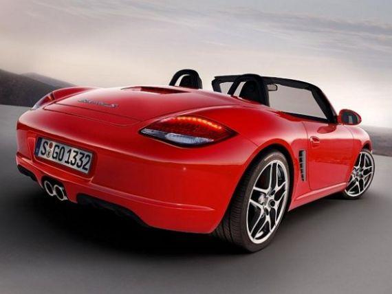 Porsche lanseaza in primavara o noua decapotabila, cu preturi de la 54.000 euro FOTO