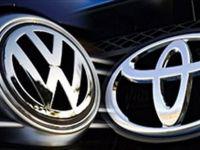 Zeii auto au comunicat cifrele pe ultimul an. Toyota si Volkswagen, departajate de 250.000 de masini