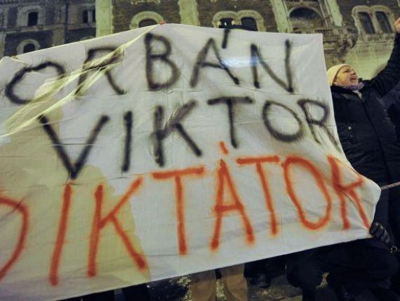 Comisia Europeana someaza Ungariei sa modifice legislatia legata de independenta bancii centrale