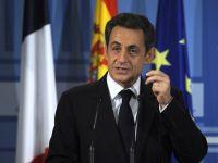Sarkozy promite peste 400 de milioane de euro pentru protejarea locurilor de munca in Franta