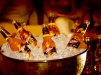 Al doilea mare producator de bere la nivel mondial incepe sa resimta efectele crizei. Vanzarile au scazut in ultimul trimestru