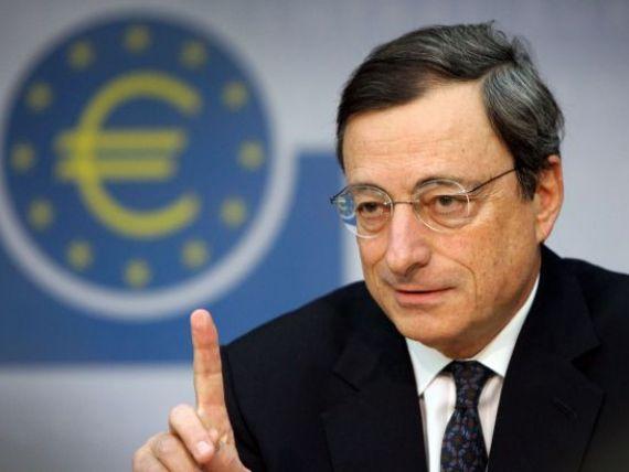 Europa cauta bani in Golf.  Exista semne ale unei stabilizari economice , apreciaza seful BCE