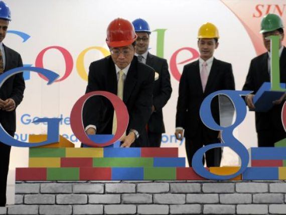 Google si-a dezamagit investitorii cu rezultatele din ultimul trimestru. Actiunile au scazut cu 9%