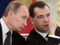 Rusia incepe sa se teama de criza. Pune deoparte 5 miliarde de euro pentru eventuale masuri de austeritate