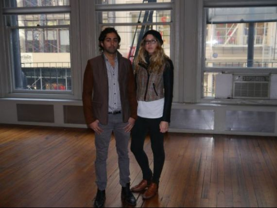Tanarul care a schimbat lumea artei cand a renuntat la jobul de pe Wall Street FOTO