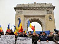 Protestele din Bucuresti ingrijoreaza Washingtonul, dar nu pun, inca, presiuni pe economia Romaniei