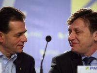 Inceputul crizei politice. Antonescu: PNL propune demisia tuturor parlamentarilor USL