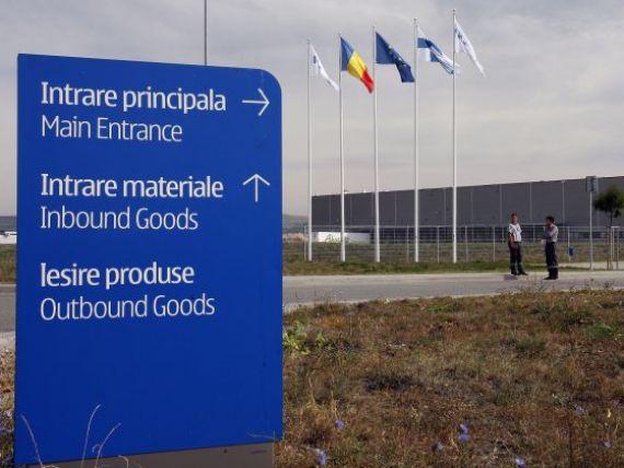 Nokia si-a gasit cumparator pentru fabrica de la Cluj. Ce se va produce la Jucu in locul telefoanelor mobile