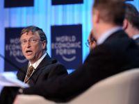 Miliardarul care a anuntat la Davos ca doneaza 750 mil. dolari pentru combaterea SIDA, tuberculozei si malariei