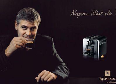 George Clooney:  F**k you!  Reclama care a starnit criticii din SUA VIDEO
