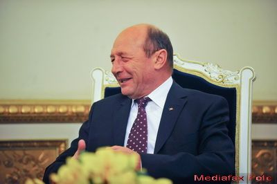 Traian Basescu catre presedintele ErsteBank: Romania si-a creat conditiile sa devina un castigator atunci cand va trece criza