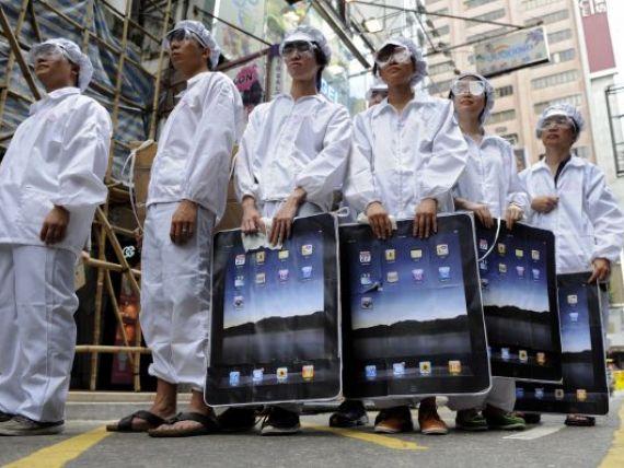 Reactia incredibila a celor de la Apple la acuzatiile de exploatare a angajatilor chinezi:  Stim de 4 ani, dar sistemul ne convine