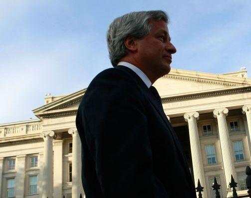 Seful JPMorgan le da dreptate protestatarilor de pe Wall Street:  Oamenii sunt suparati pentru ca o serie de actori de pe WS au facut foarte multi bani