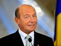 """Basescu: """"Daca voi fi intrebat la Bruxelles despre proteste, voi spune ca sunt firesti"""""""