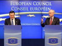 Liderii UE participa la un nou summit anticriza, in timp ce Grecia este tot mai aproape de default