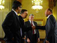Delegatia FMI, CE si BM ajunge, astazi, la Cotroceni. Principalul subiect de discutie: majorarea pensiilor si a salariilor
