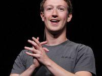Zuckerberg conduce topul celor mai bine platiti directori din SUA, cu 2,27 mld. dolari anul trecut