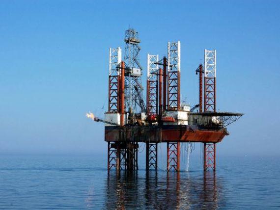 Exxon si Petrom au gasit gaze naturale in Marea Neagra. Cele doua companii ar putea investi pana la 10 mld. dolari in perimetrul petrolier Neptun