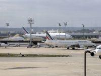 Transportul aerian din Franta, paralizat de greva intre 6 si 9 februarie. Air France sfatuieste calatorii sa schimbe datele zborurilor