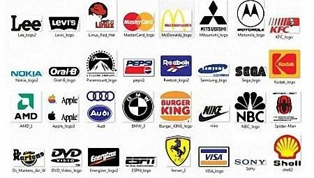 De la alb-negru, la color. Cum au evoluat, in timp, logo-urile Coca-Cola, Apple sau Ford GALERIE FOTO