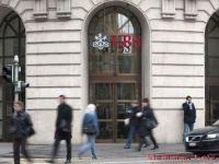 UBS inregistreaza noi pierderi. Profitul celei mai mari banci elvetiene a scazut cu 76% in trimestrul IV