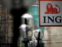 ING a avut un profit de 1,19 mld. euro in trimestrul patru, sub estimari