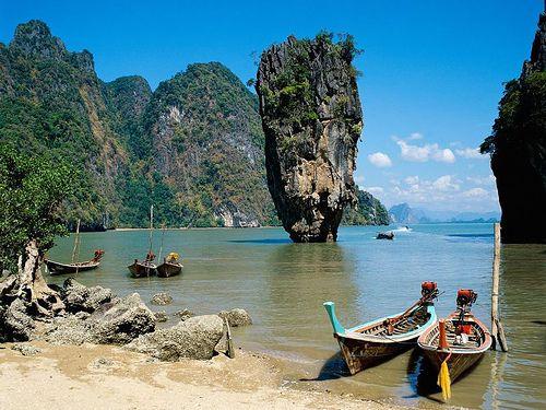 Cea mai atractiva tara din lume. Thailanda e pe 2 in topul pietelor preferate de investitori