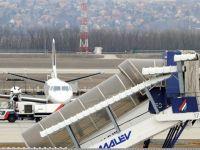 Operatorul aerian ungar Malev concediaza 75% din angajati