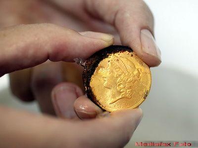 Cea mai scumpa moneda din lume a ajuns in Europa. Povestea banului care valoreaza 7,6 milioane de dolari