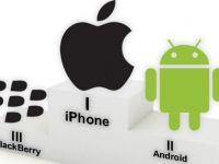 iPhone devanseaza smartphone-urile Android. Schimbare de lider pe piata telefoanelor second-hand