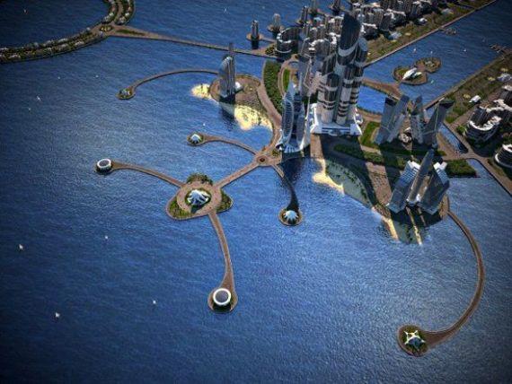 Proiectul de 100 mld. euro care va implica cea mai noua tehnologie a momentului. Cum va arata cea mai inalta cladire din lume, peste gigantii din Dubai