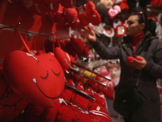 Weekend profitabil pentru comercianti si artisti. Valentine`s Day vine cu targuri de cadouri si seri la cinema, petreceri in club si concerte