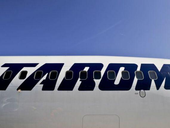 Tarom, somata de FMI sa restituie companiei Boeing ultimul avion 737, inchiriat in urma cu patru ani
