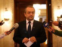 Basescu: Romania nu mai poate intarzia decizia privind tratatul de stabilitate fiscala. Coalitia a decis sa incheie protocolul de sustinere