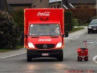 Volumul vanzarilor Coca-Cola in Romania, pe minus din cauza conditiilor economice dificile