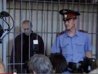 Putin, arestat pentru terorism. VIDEO cu ce s-a intamplat in sala de judecata