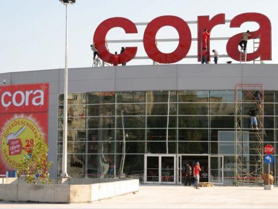 Cora deschide alte 17 magazine si un mall in Romania, cu finantare de la BERD, ING si Rabobank