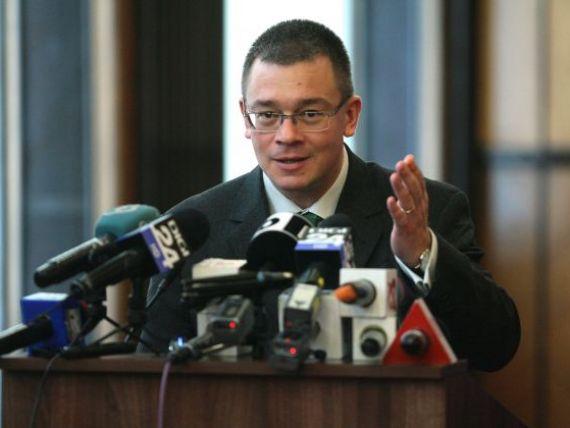 Ungureanu invita sefii delegatiei FMI si CE sa vina la Bucuresti, pentru o  intalnire de lucru