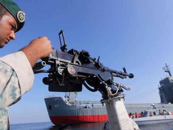 Nave militare iraniene au intrat in Marea Mediterana.  Un nou Razboi Rece in Orientul Mijlociu ar fi un dezastru pentru omenire