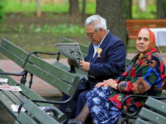 Semnal de alarma. Un sfert din populatia UE este la pensie. In 50 de ani, raportul va fi de doi lucratori la un pensionar