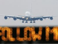 Frankfurt, cel mai important aeroport din Germania, paralizat de greva controlorilor
