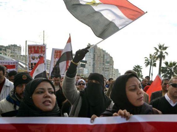 Egiptul cere ajutorul FMI. Va semna in martie un acord pentru 3,2 miliarde de dolari